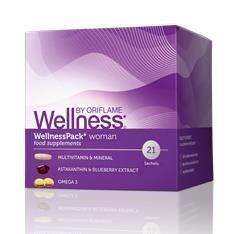 WellnessPack woman