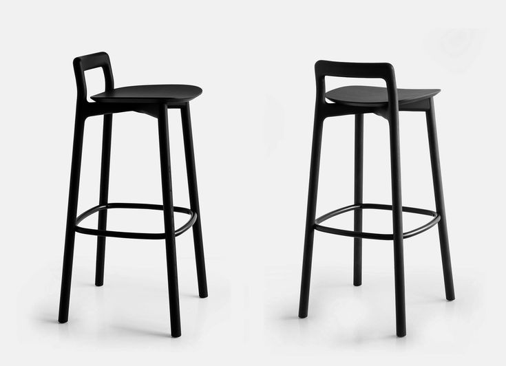 Nice Branca Stool Is A Minimalist Design Created By London Based Design Firm  Industrial Facility. To Allow Free Movement At Stool Height, The Seat Is  Soft And ... Gallery