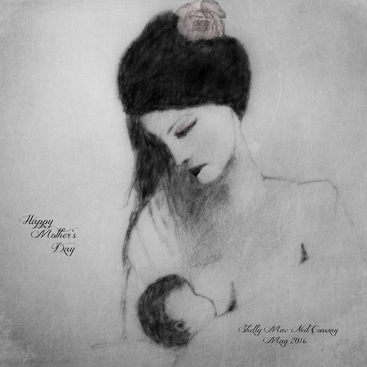https://flic.kr/p/GTVLKf | Happy Mother's Day | Inspired by Mr. Picasso :)  and of course mothers everywhere   ~❤︎~