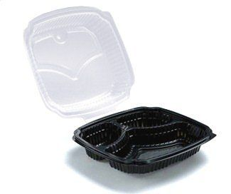 Anchor 9.5 X 10.5 Clear Bottom Cullinary Basic 3-Cpt (4659631) 100/Cs by Anchor Packaging. $45.45. Sold as: 1 Case.Manufacturer #: 4659531 .. Sold as: 1 CaseManufacturer #: 4659531 Culinary Basic 9.5 X 10.5 Clear Bottom Hinged 3-Compartment (CC91031)Anchor Packaging**The above photo does not represent the color of this item, only the styleCulinary Basics can withstand temperatures up to 230F when used under heat lamps, in warming units, and in microwaves. The c...