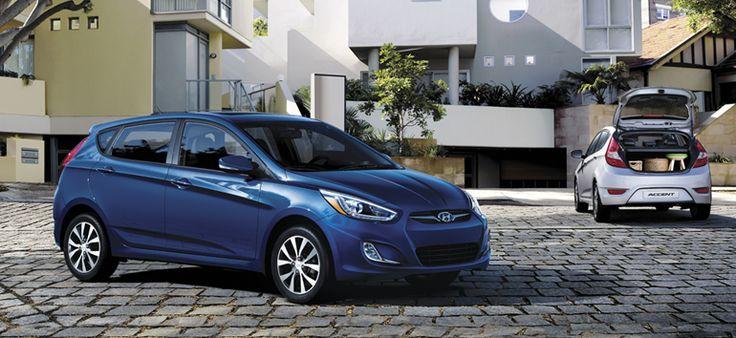 2016 Hyundai Accent @ Milton Hyundai