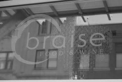 Braise Food & Wine, London, Ontario