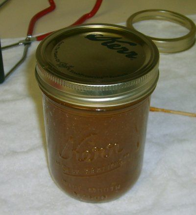 Canning Pumpkin - awesome recipe for making pumpkin butter, and a base for most pumpkin recipes!