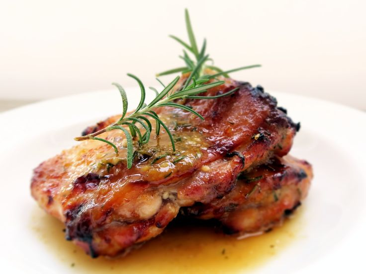 Baked Miso Rosemary Chicken Recipe
