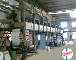 UMA Shankar is a leading of powder coating plant manufacturer in India. It is the best laminating and coating machine suppliers, exporters, distributors companies.