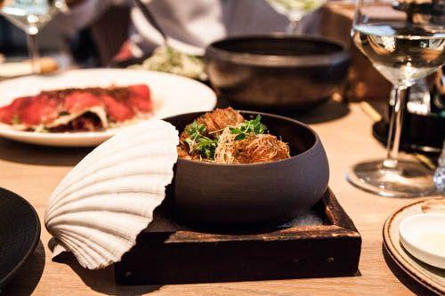 Tallinn-Dinner-Scallops-Noa restaurant