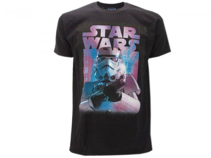T-shirt maglietta manica corta STAR WARS Guardia Imperiale taglia L