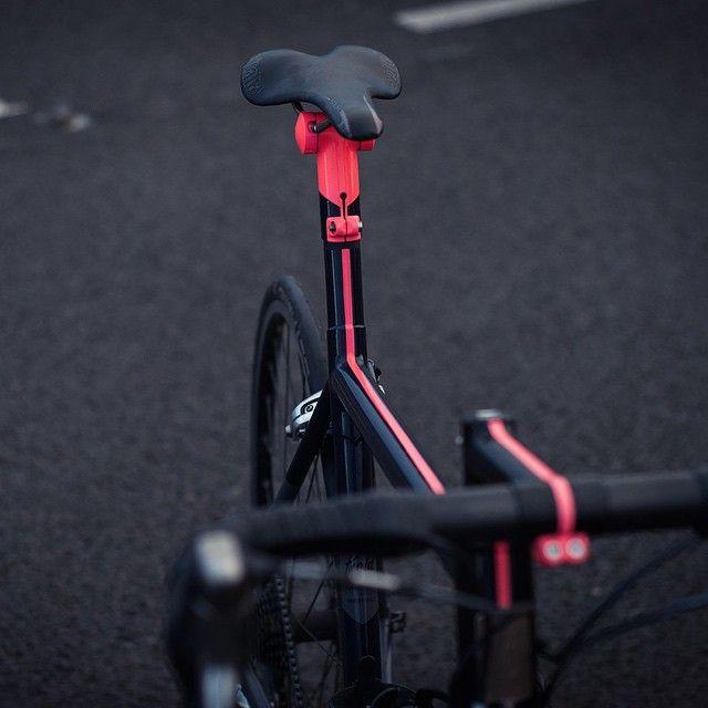 From bikeorgy - #fieldcycles #steelisreal #roadbike
