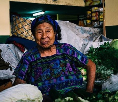 """""""...#Guatemala is nothing if not photogenic. We went on a chef-guided tour of the Mercado de Antigua yesterday..."""""""