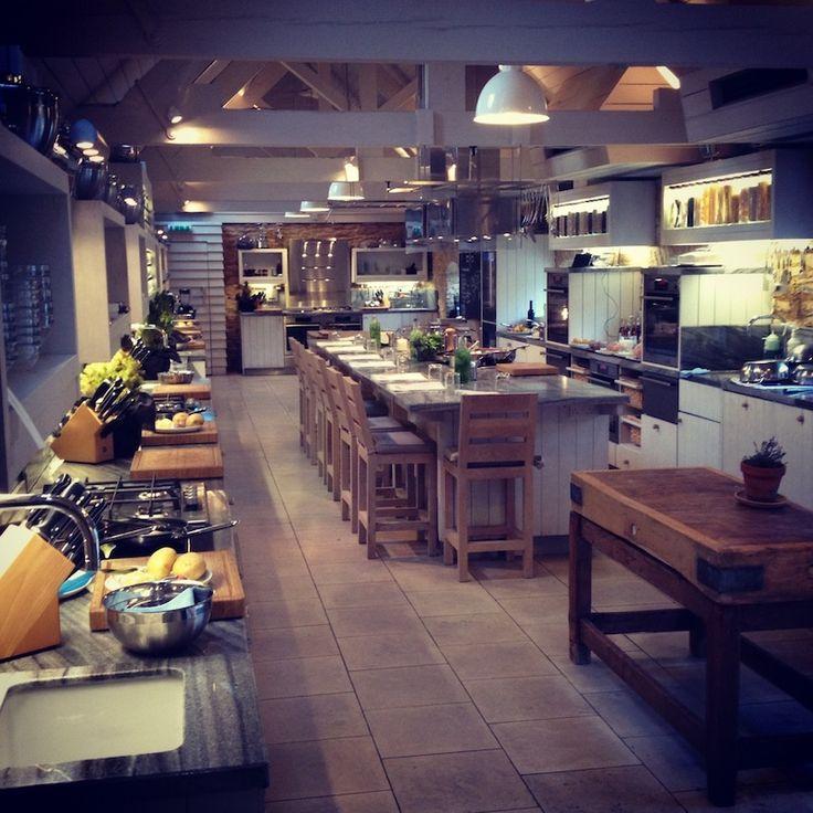 Daylesford Cookery School Gloucestershire UK