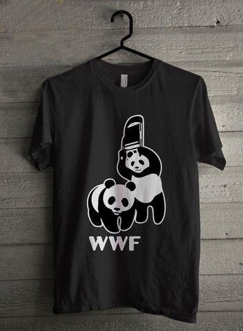 Funny WWF Panda