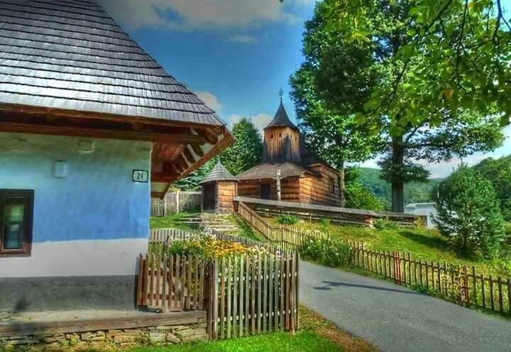 Naše krásne dediny