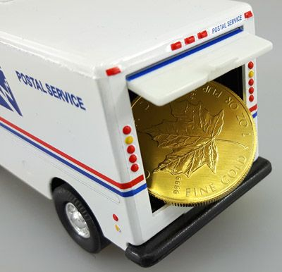 Ship To Sell Maple Leaf Gold Coins