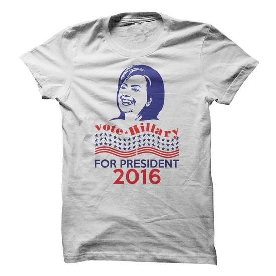 Hillary Clinton for president 2016 T Shirts, Hoodie Sweatshirts