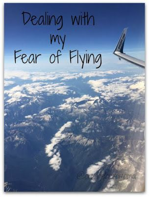 Home of OHM: Dealing with my Fear of Flying - #TravelTuesday #travelblogger