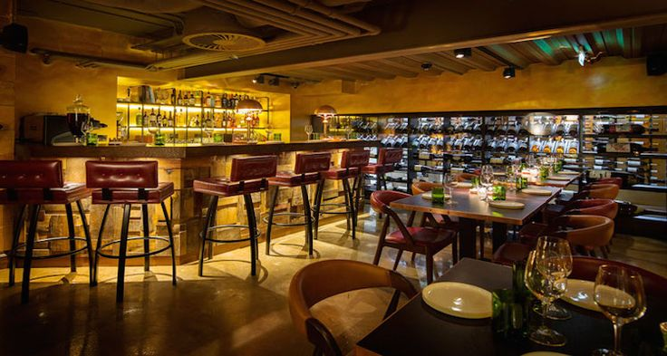 MEET THE TOP 5 DESIGN BARS IN LONDON | Decor and Style