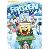 Spongebob Squarepants: Spongebob's Frozen Face-Off (DVD)  #Spongebob