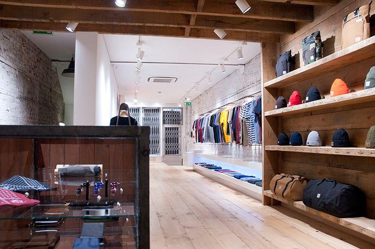 superfuture :: supernews :: london: carhartt store opening