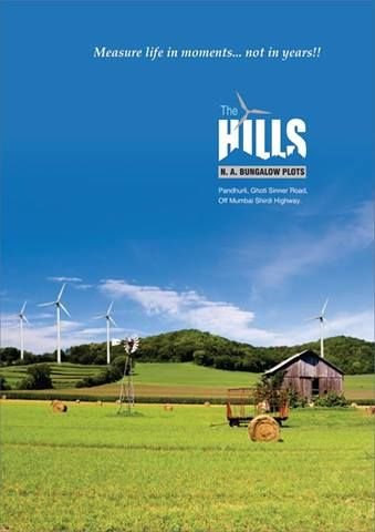 Thinking Spaces  shares The HILLS' NA Plots for Bungalow & Investment. Visit to view here http://goo.gl/u0GJ4U