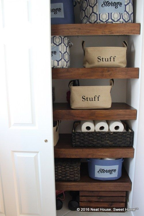 Bathroom Closet Shelving Ideas best 25+ wire shelving ideas on pinterest | closet ideas, bedroom
