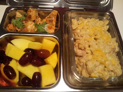 Lunchbox: Monday, 25 February 2013 | Hungry Hubby's Lunches