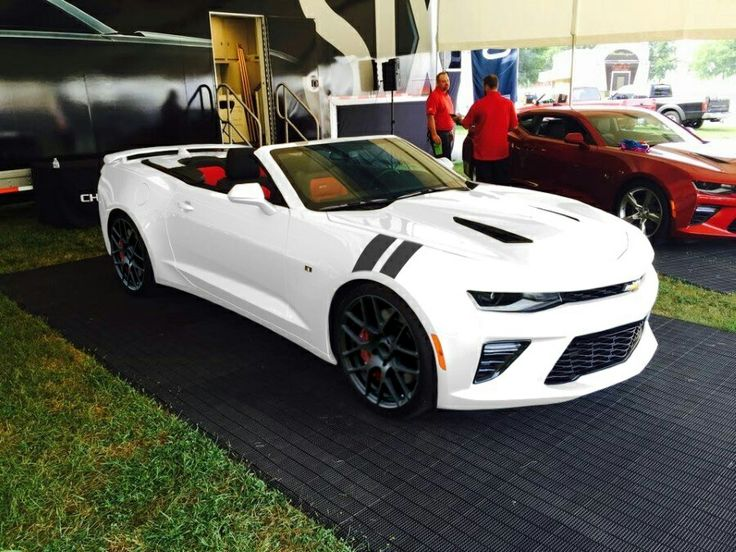 2016 Camaro Ss Convertible Camaro 6th Gen Pinterest