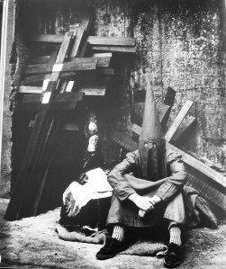 Tot Barcelona  Miquel Cartisano.  setmana santa a barcelona any 1950
