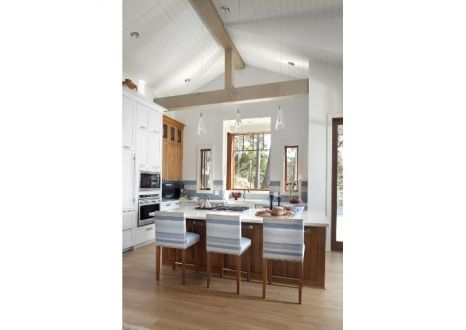 Kitchen Design By Interior Solutions Group Inc Ceiling Mix Of Painted