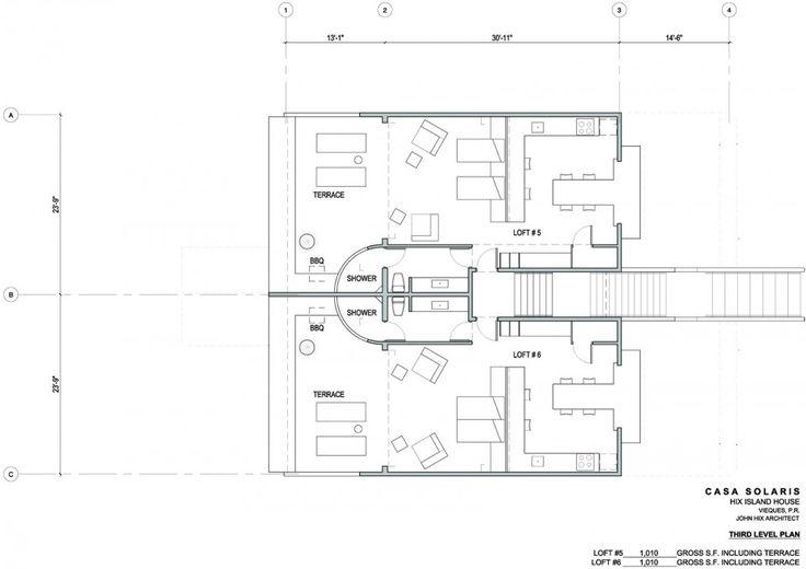Casa Solaris-Third Floor Plan