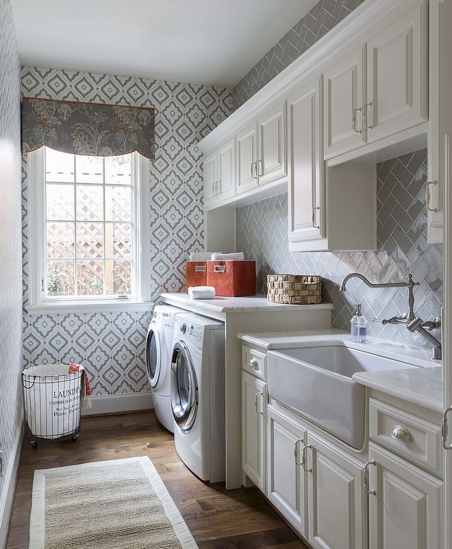 Laundry Room Sherwin Williams Alabaster Laundry Room Features Off