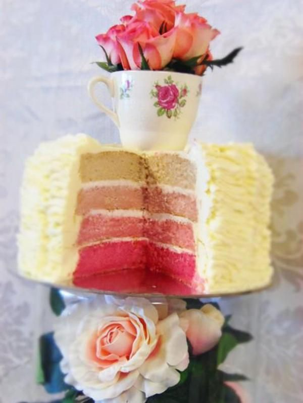 Ladies' Girl Shabby Vintage High Tea Party Planning Ideas