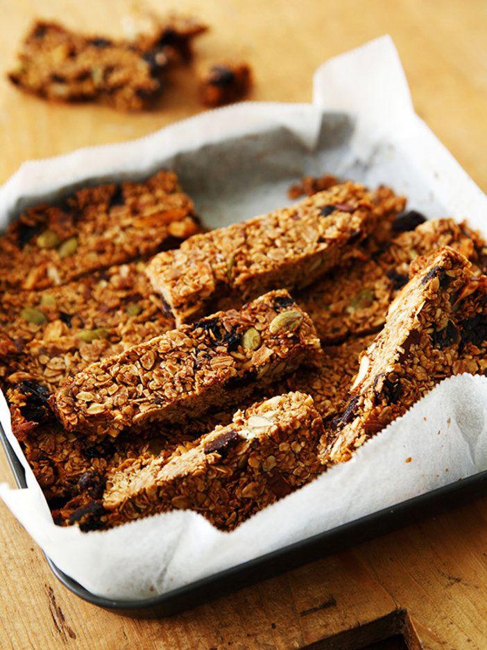 イギリスではおなじみの伝統菓子もラクラク! キャラメル風味で食べ応えのある仕上がりに。|『ELLE a table』はおしゃれで簡単なレシピが満載!