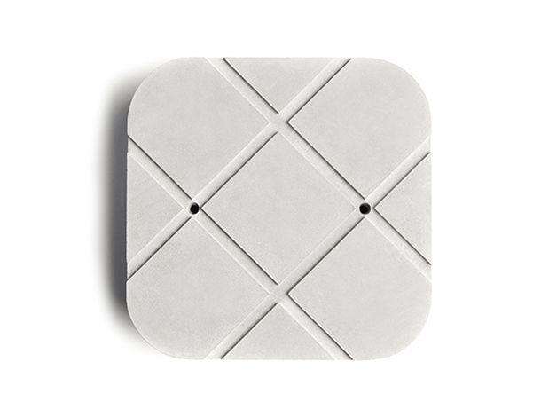 Quadrata-X wall light designed by Valentino Marengo