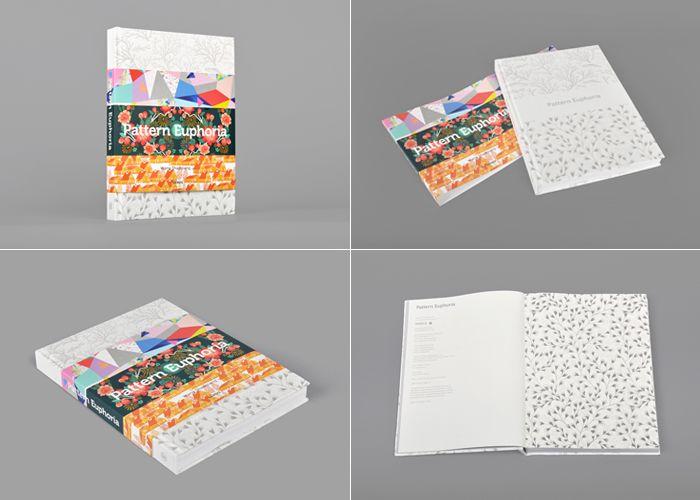 Pattern Euphoria Book · Moniquilla · Prints & Pattern Design