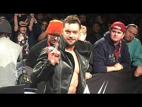 WWE Monday Night RAW 3/13/2017 Highlights : Finn Bàlor Returns - WWE RAW...