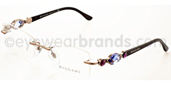 Bvlgari BV 2127B 176 ROSE GOLD Designer Glasses From Eyewearbrands
