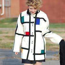 Resultado de imagen para fashion mondrian