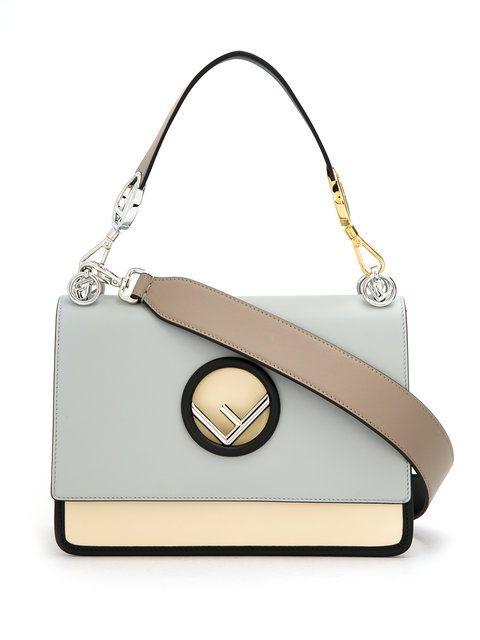 5588e76bc2ee Shop Fendi Kan I F shoulder bag