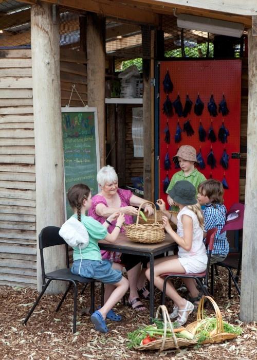 Kitchen Garden With Children - The Stephanie Alexander Kitchen Garden Foundation