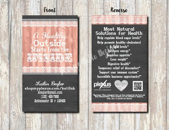 25 best plexus images on pinterest plexus slim business cards and chalkboard lace plexus printable business card design digital files only custom plexus worldwide reheart Choice Image