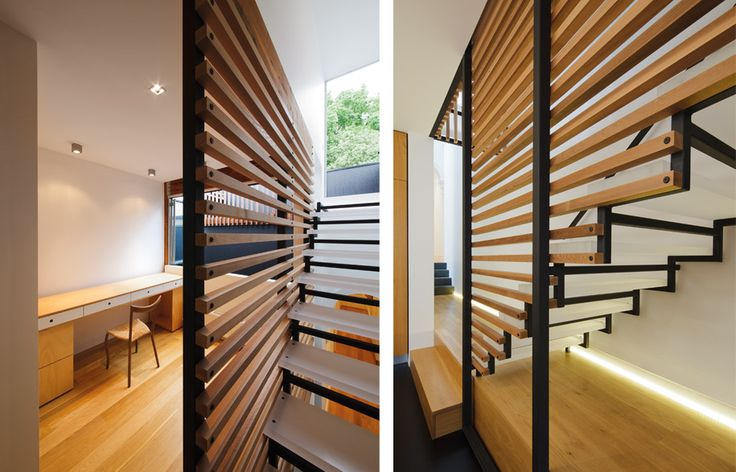 study & stair joinery