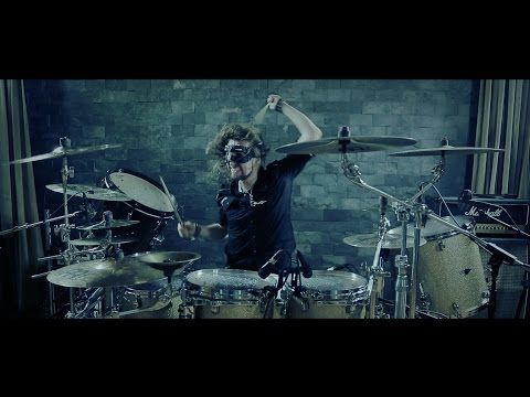 Miloš Meier - Truth Be Told + Drum solo (Megadeth Drum Cover) - YouTube
