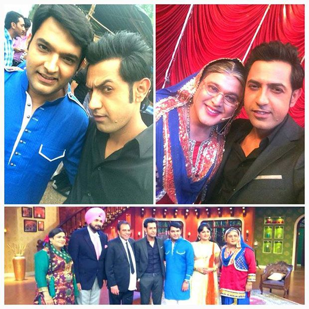 Gippy Grewal on Comedy Nights With Kapil