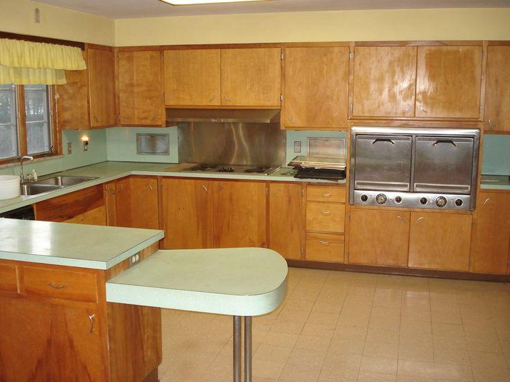1950s Kitchens Updating A Vintage 1950s Kitchen
