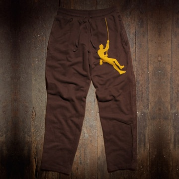 Rock Climbing Pants Brown now featured on Fab.