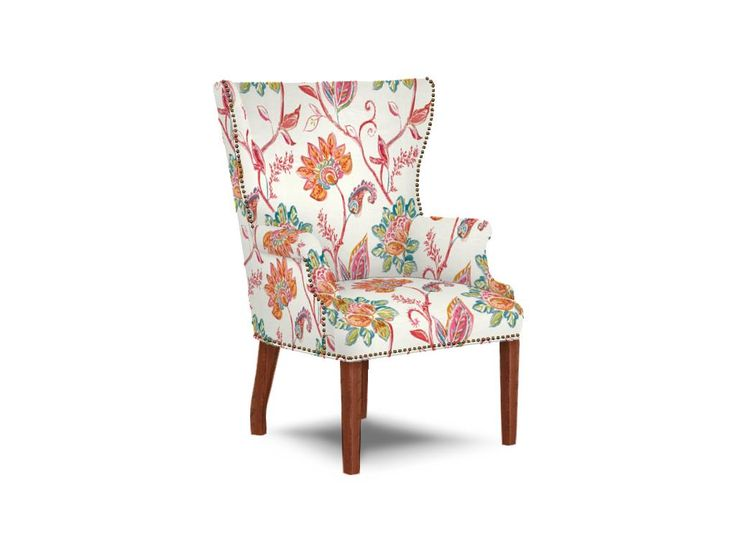 Shop For Sherrill (Spokane Tri Cities Only) Wing Chair, 1644,
