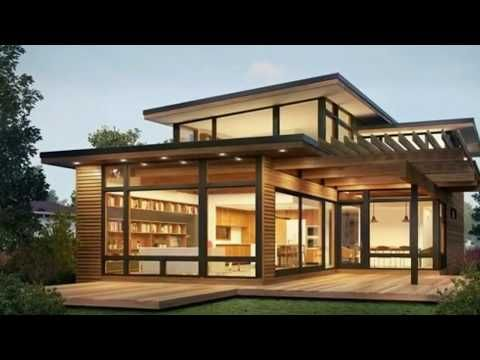 21 Coolest Affordable Modern Prefab Houses - YouTube