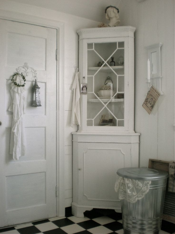Shabby Chic French Country Bath Items | Bathroom Cabinet Whitewashed Chippy Shabby  Chic French Country Rustic