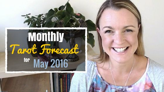 In May you will be called to let go of the past and any limiting beliefs and embrace something new! Watch the Tarot card forecast to discover exactly what's coming up in May2016 and how to make the most of the month ahead.