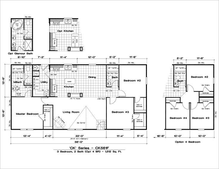 3 Bedroom 3 Bath Cottage House Plan Alp 09b6 Floor Plans Metal Building House Plans House Plans